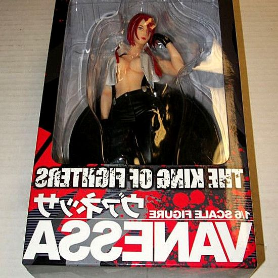 Playstation 2 PS2 Japan The King of Fighters 2002 Unlimited Match Region Locked. Kaitendoh Toys The King of Fighters 2002 Unlimted Match VANESSA 1/6. Used PS2 The King of Fighters 2002 Unlimited Match Tougeki.. Kaitendoh Toys The King of Fighters 2002 Unlimted Match VANESSA 1/6 Scale Figure. #hero #comics #DCComics #DC #Marvel #figurines #Collectibles #gifts #collect
