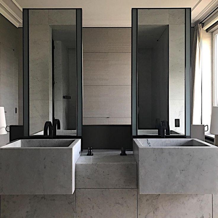 "2,489 Likes, 37 Comments - Vincent Van Duysen (@vincentvanduysen) on Instagram: ""Sneak preview S Residence #sneakpreview#newproject#paris"""