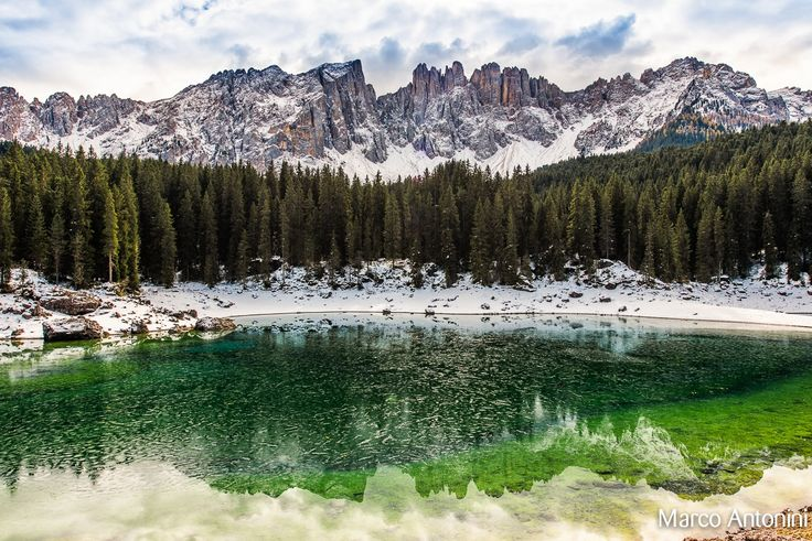 Lago di Carezza by Marco Antonini on 500px