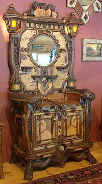 adirondack furniture by Ralph Kylloe