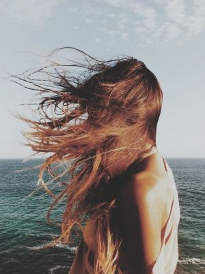 One of the wonderful things about the outdoors, is the feeling of an ocean breeze through your hair. Image by Steven Perilloux