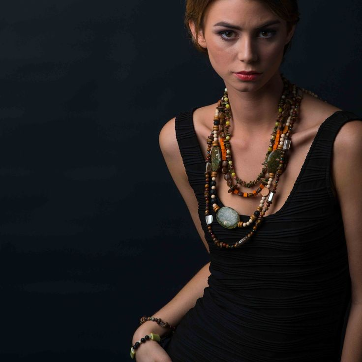 Collection of Nature's Beauty jewellery from Zayah