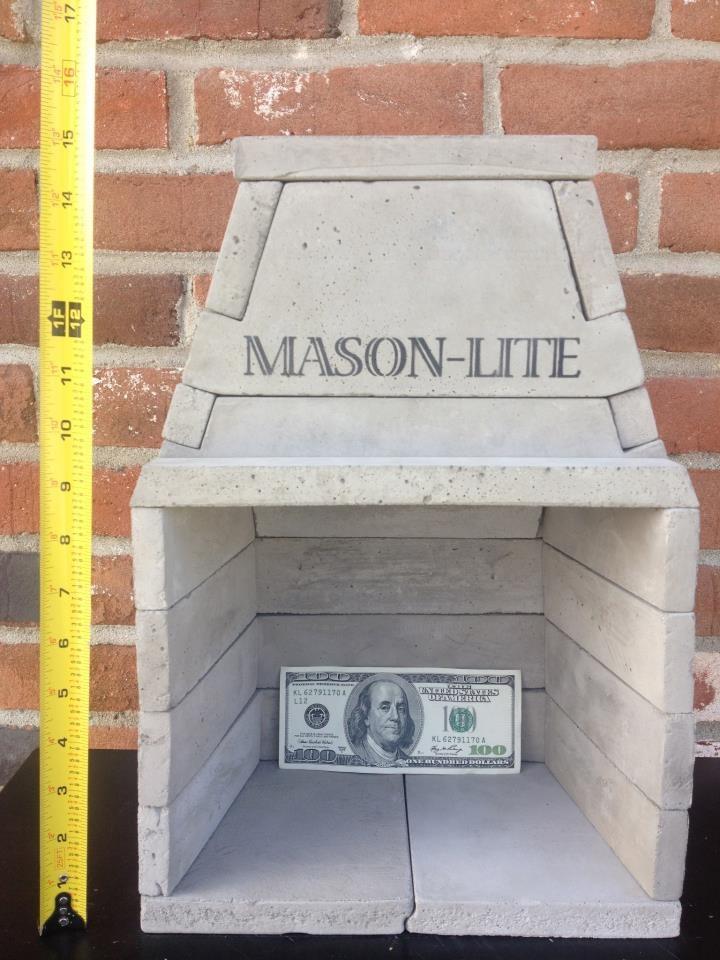 Mason-Lite Fireplace Industries | Mason-Lite Fireplace Industries ...