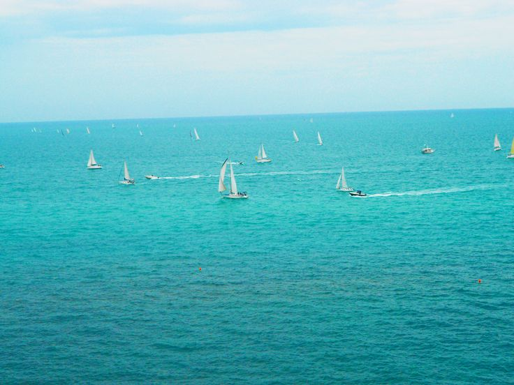 Il mare cristallino della Riviera del Conero