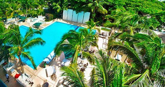 Pacote promocao barato Cancun resort Oasis smart passagem aerea open bar all inclusive