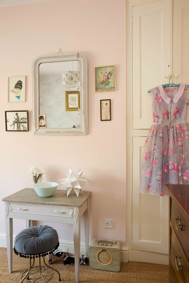 Karen Barlow Farrow And Ball Paint Colour Trend 2015 Pink Ground Very Very Extremely Small