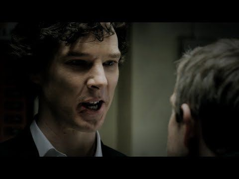 "NEW SHERLOCK SERIES 3 TEASER FOOTAGE ""The thrill of the chase, the blood pumping through your veins...just the two of us against the rest of the world."""
