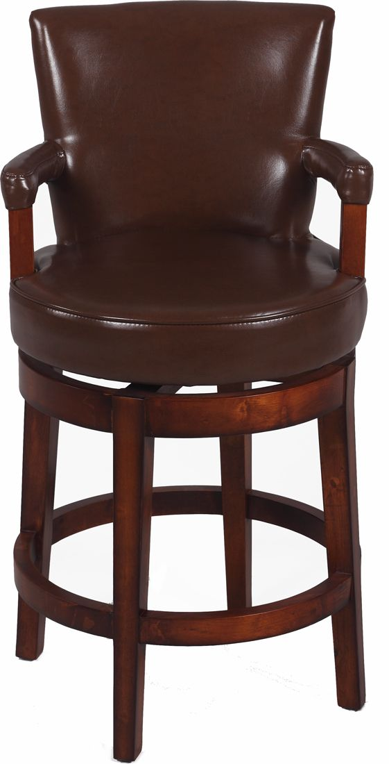 0294 Swivel Solid Birch Cushioned Arm Stool $385.22 - 71 Best Sun Room  Images On Pinterest. Comfortable Bar ... - Comfortable Bar Stools With Arms Baileys Kitchen