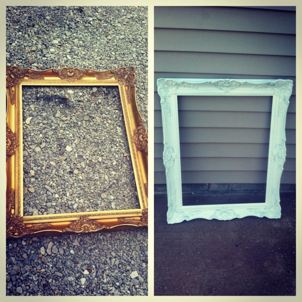 17 best images about vintage frame on pinterest vintage for Vintage picture frame ideas