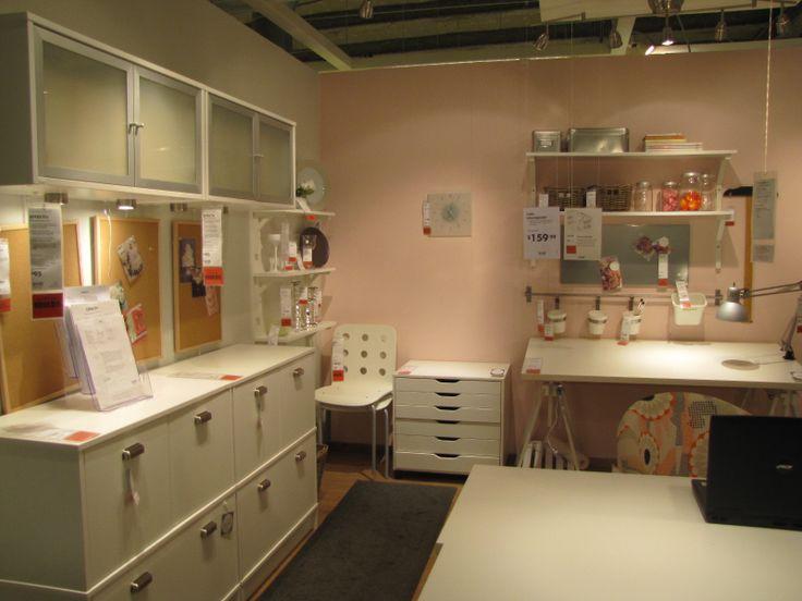 Best 25 Ikea sewing rooms ideas on Pinterest