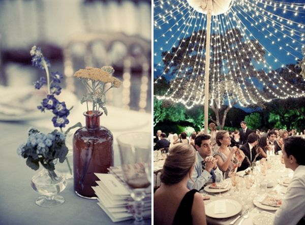Spanish wedding: Outdoor Wedding, Lights Canopies, Trav'Lin Lights, Spanish Wedding, Christmas Lights, Tent, Hula Hoop, Bottle, Flower