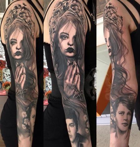 Tattoos - untitled - 76401 JP Wikman