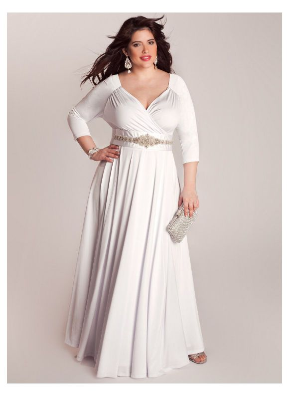 #Plussize clothing Plus size apparrell for full figured women sizes 12W to 44W PlanetGoldilocks #fashions  http://www.planetgoldilocks.com/plussize_clothing.htm #weddings
