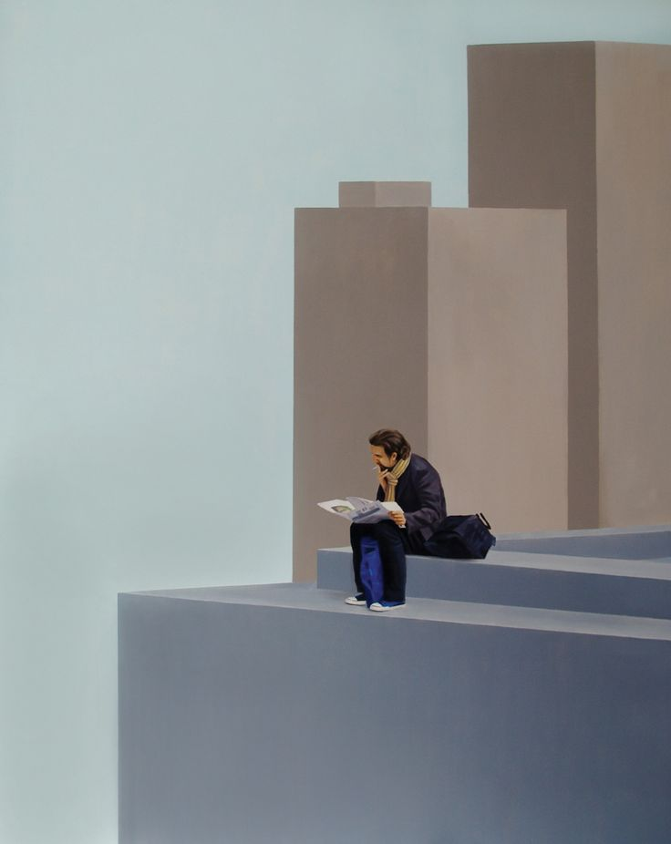 between, Oil on Canvas , 162.1× 130.3cm , 2010