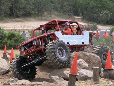 Турбо Внедорожник Багги Гонки на Бездорожье Twin Turbo Offroad Buggi!