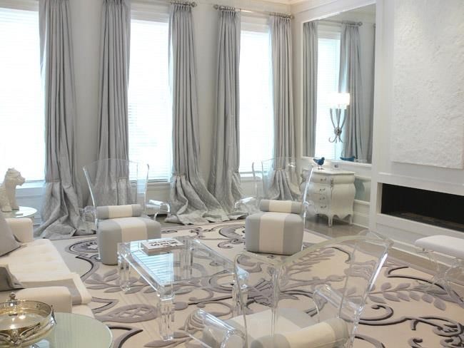 379 Best Glamorous Living Rooms Images On Pinterest Living Room Ideas Living Spaces And