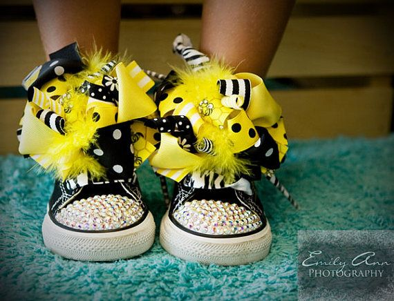 Bumble Bee Shoe Laces