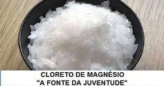Água de cloreto de magnésio, a fonte da juventude: rejuvenesce e cura doenças | Cura pela Natureza.com.br