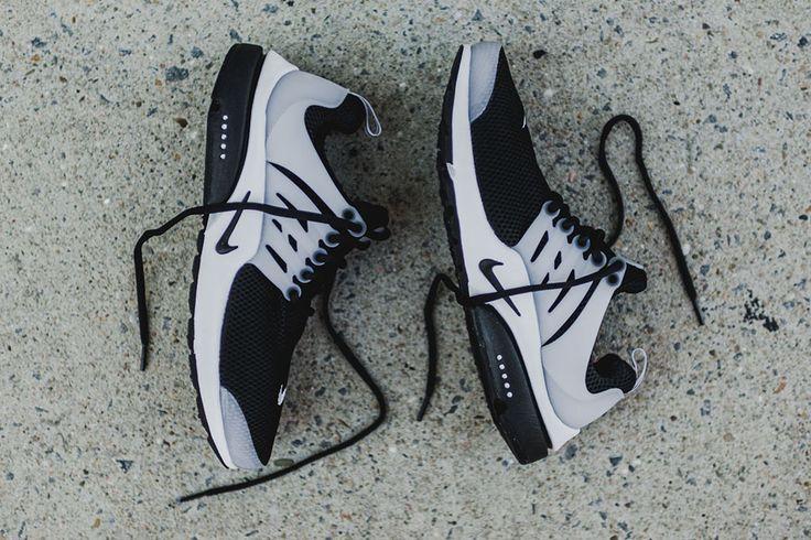 "Nike Air Presto ""Black, White & Grey"" - EU Kicks: Sneaker Magazine"