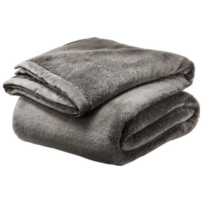 Threshold™ Fuzzy Blanket --Seriously one of the softest blankets ever. EVER.