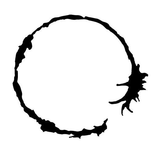 Arrival Movie T-Shirt. Heptapod alien language symbol.