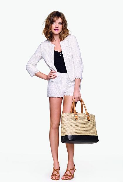 ETAM  Spring 12: Collection Printemps, Etam Spring, Lace Coats, Ensemble Gu 234 Pe, Trend Ss12, Lace Pants, Chaussures Cindy, Romantic Lace, Summer 2012