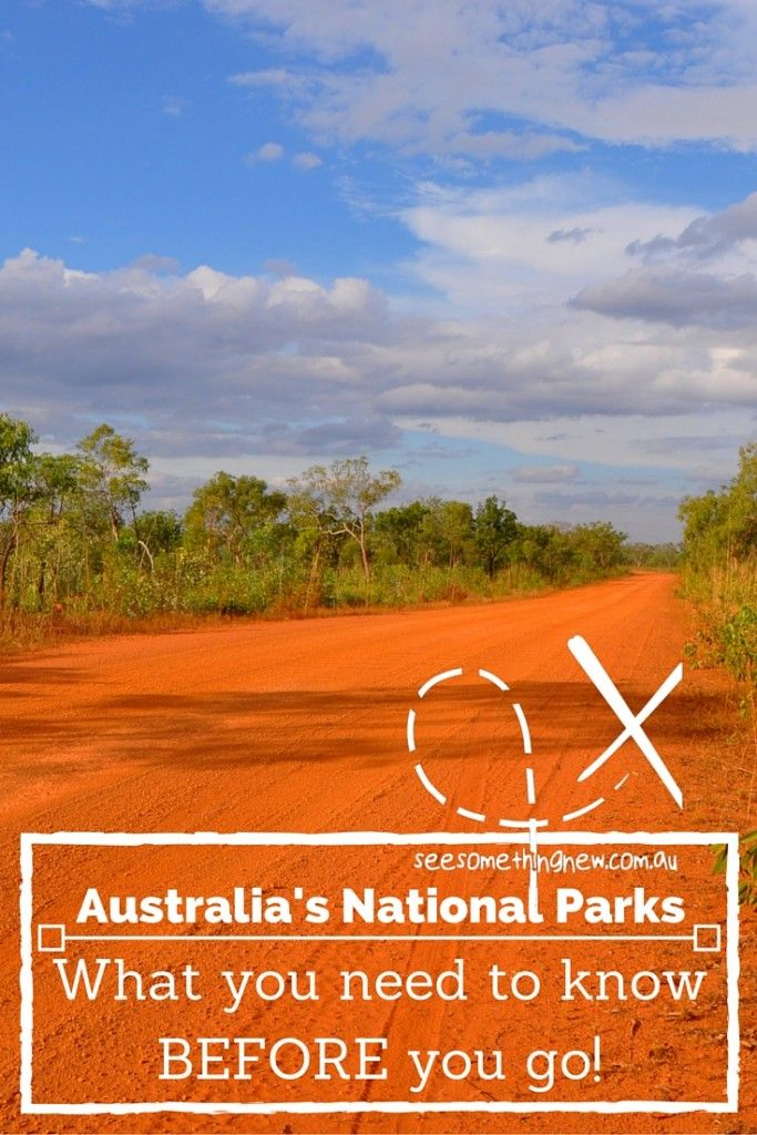 A guide to visiting Australia's National Parks by See Something New - What you need to know BEFORE you go!