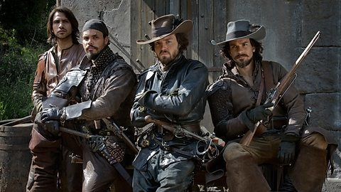 the musketeers bbc cast - Google Search