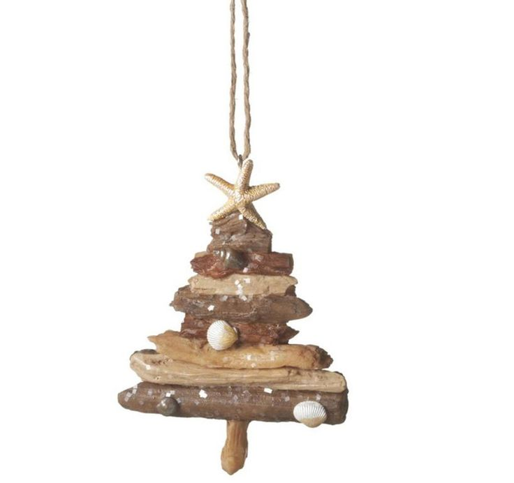 Driftwood Tree Ornament