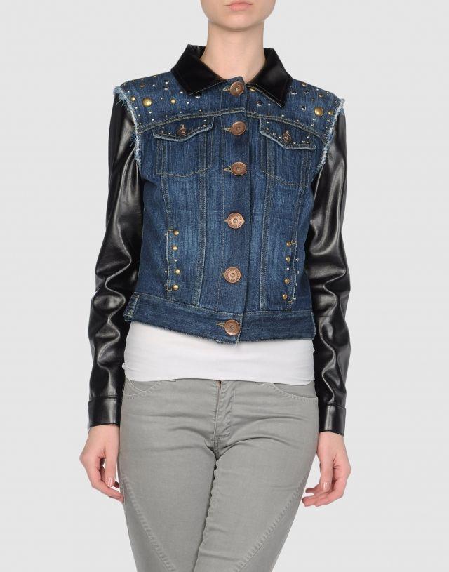 Идеи для джинсовых курток (трафик) / Курточные переделки /