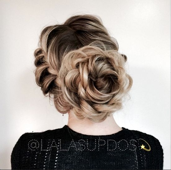 Valentine's Day Hairstyles: 10 Romantic Updos Your Client