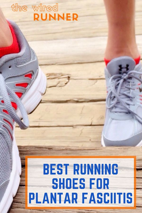1b12bb4ff633 We ve found and reviewed the best ten pairs of running shoes that are ideal  for runners who suffer from plantar fasciitis. The most important factors  to ...