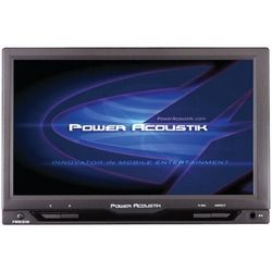 "Power Acoustik 7"" Cut-in Widescreen Headrest Monitor With Ir (pack of 1 Ea)"
