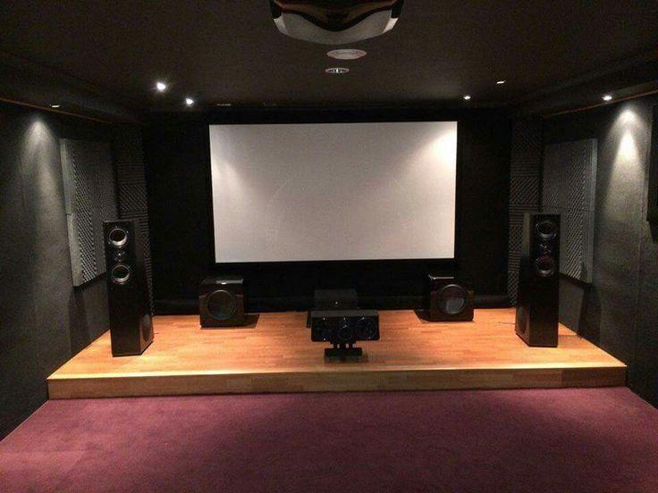 SVS Ultra speakers & dual SB-13 Ultra subwoofers