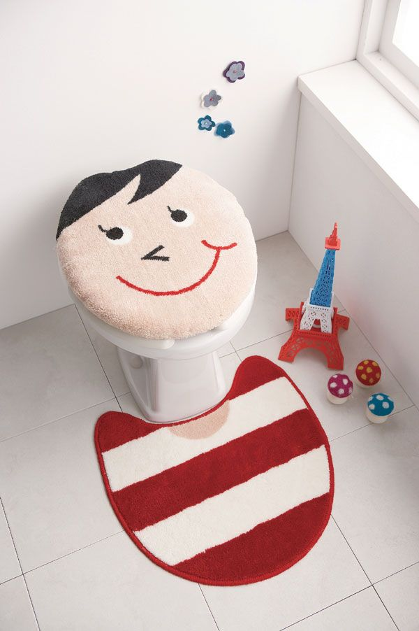 本当に必要?家中のマットを見直ししてみた | スクラップ [SCRAP] トイレマットは必要なの?