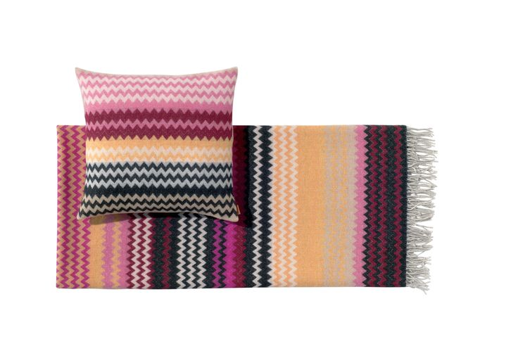 Buy Humbert throw by Missoni Home - Made-to-Order designer Accessories from Dering Hall's collection of Contemporary Throws.