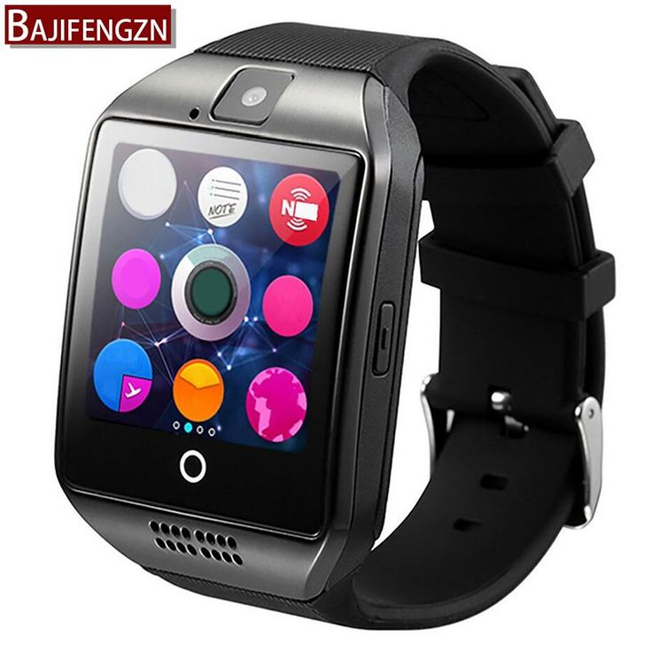 Smart Watch For Android Phone With Sim Card Slot Push Message Bluetooth Connectivity Android Phone music Better 500mA battery //Price: $15.75//     #electonics