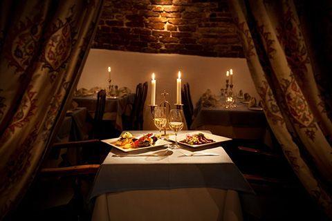 Guiden till mysiga restauranger i Stockholm