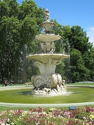 Carlton Gardens Fountain