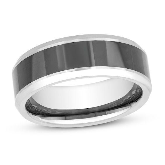 Men S Tungsten Carbide Wedding Band Jared In 2020 Tungsten Carbide Wedding Bands Mens Wedding Bands Tungsten Carbide Mens Tungsten
