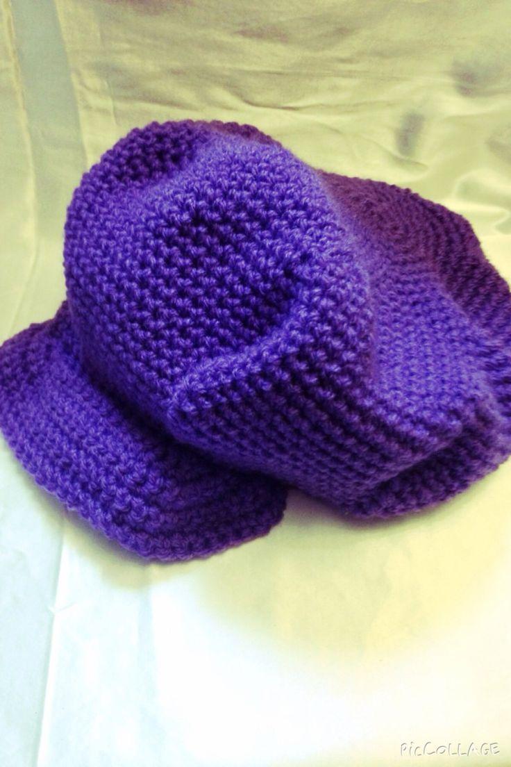 Casquette gavroche adulte femme ou homme, taille unique : Chapeau, bonnet par vaness-com