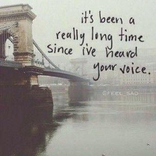 ...I miss it so