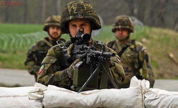 Armáda zkouší skutečnou mobilizaci. Zatím jen u tankistů