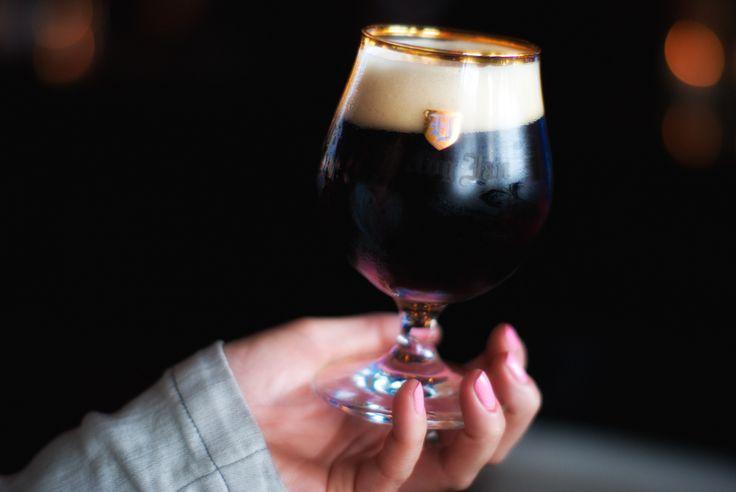 Een zoet, donder biertje kan de meeste vrouwelijke bezoekers het beste bekoren. Proost!