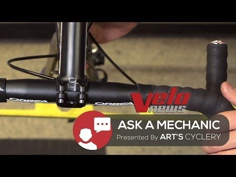 Ask a Mechanic: Aligning a stem and front wheel