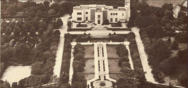 Casa de Serralves, Porto, 1925 - 44. José Marques da Silva.