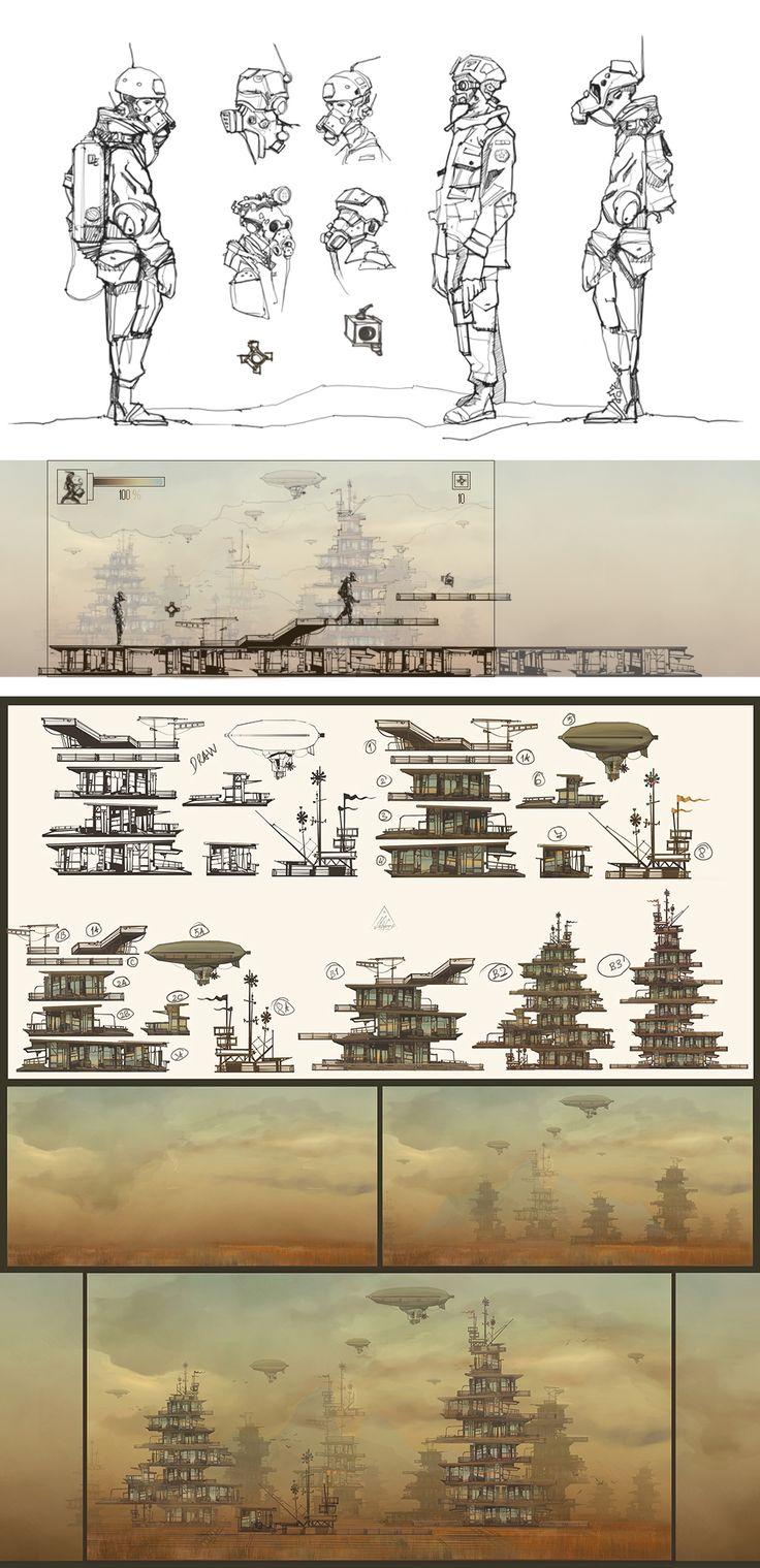 Steampunk Architecture Oakley Headquarters E Morfes -