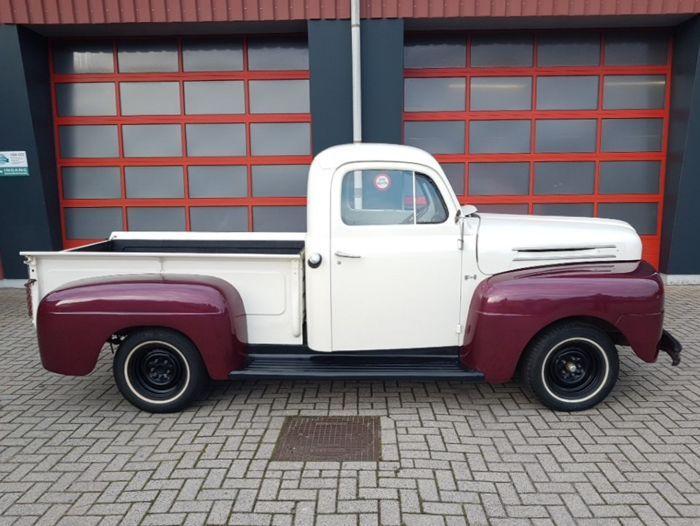 Ford F1 - 1948 - 350 cuin V8 - Pickup - Catawiki