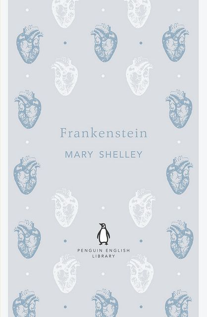 Frankenstein by Mary Shelley by Penguin Books UK, via Flickr