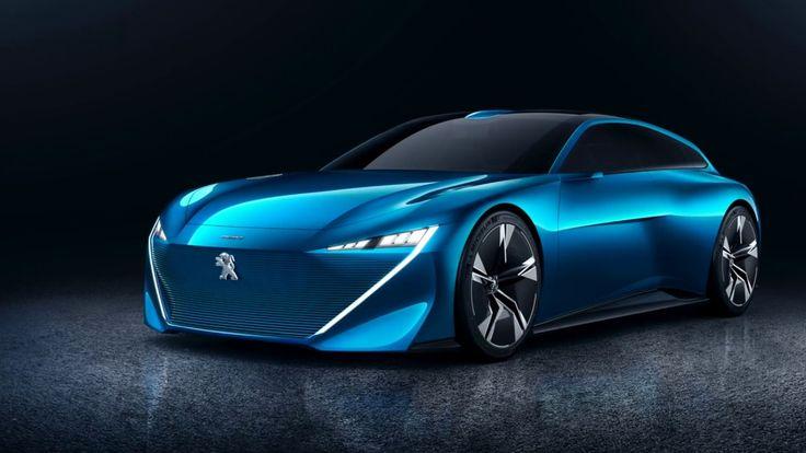 Топ-5 Сногсшибательных Концептов Автомобилей Будущего 🚘